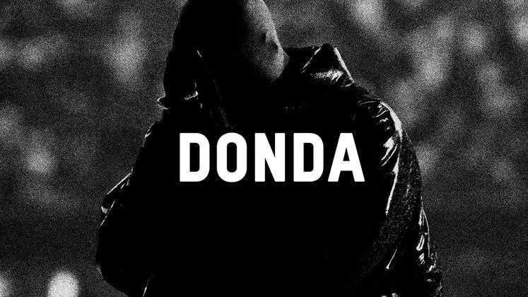 Cover image for Kanye West Delivers New Album 'DONDA'