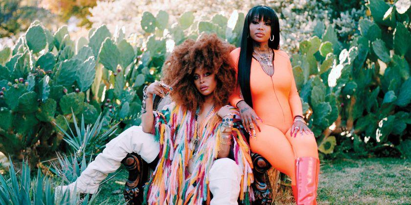 Cover image for Erykah Badu & Summer Walker Trade Wisdom