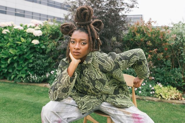 Cover image for Little Simz Gave It Everything She's Got, and It Shows