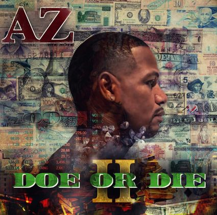 Cover image for AZ ft. Jahiem - The Wheel