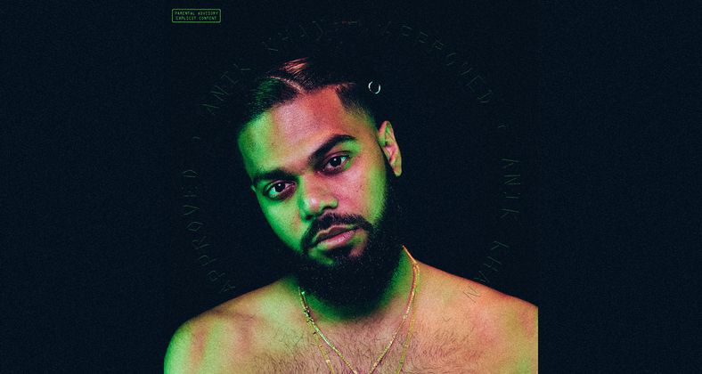 Cover image for Anik Khan - Approved (Album)