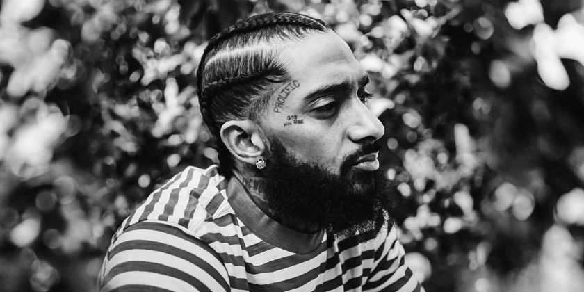 Cover image for Nipsey Hussle: The Highest Human Act Is To Inspire