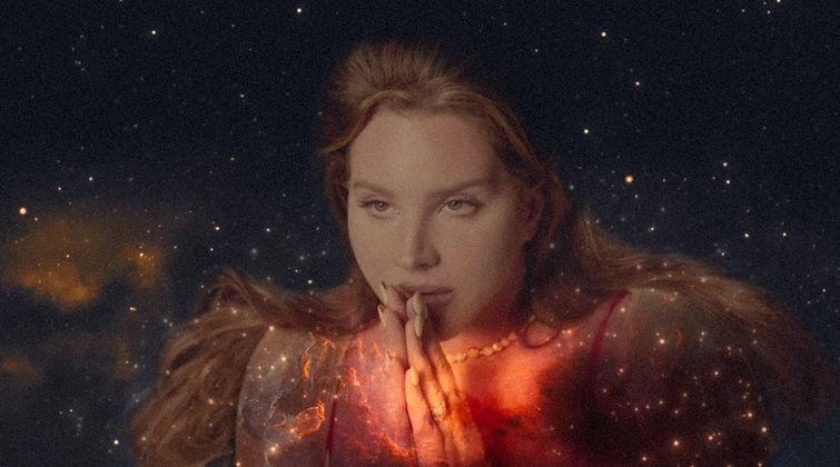 Cover image for Lana Del Rey - Arcadia