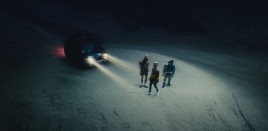 Cover image for Strick & Young Thug ft. Kid Cudi - Moon Man (Video)