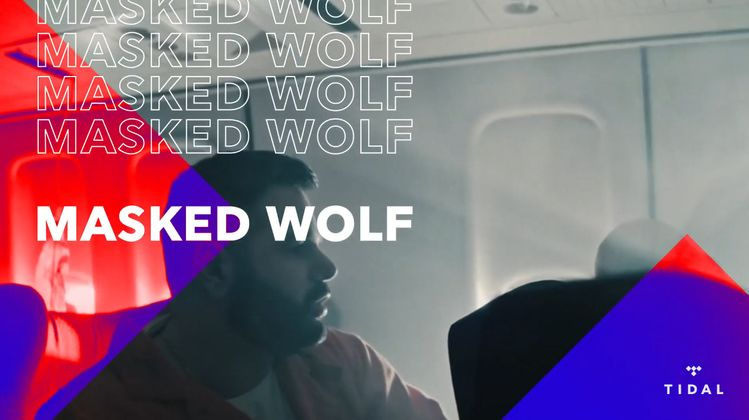 Cover image for TIDAL Rising Documentaries: Masked Wolf