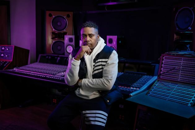 Cover image for Why Nas Is Teaching a MasterClass on Hip-Hop Storytelling
