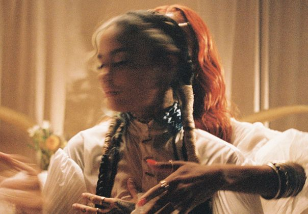Cover image for Kehlani - Altar (Video)
